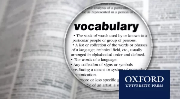 OUP vocab graphic