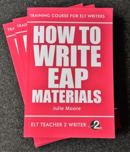 Cover image of How to Write EAP Materials